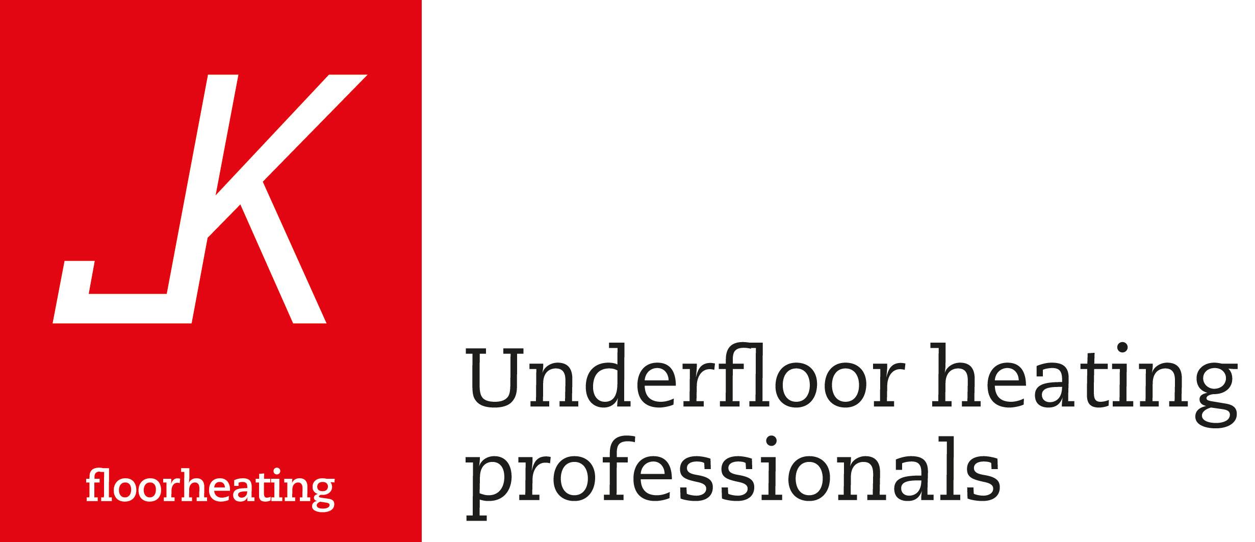 JK Underfloor Heating Professionals logo